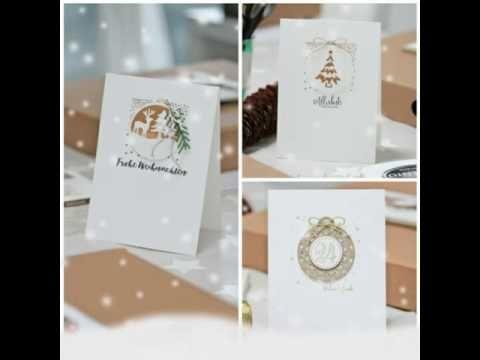 Weihnachtsworkshop - Karten mit dem Stampin Up Set