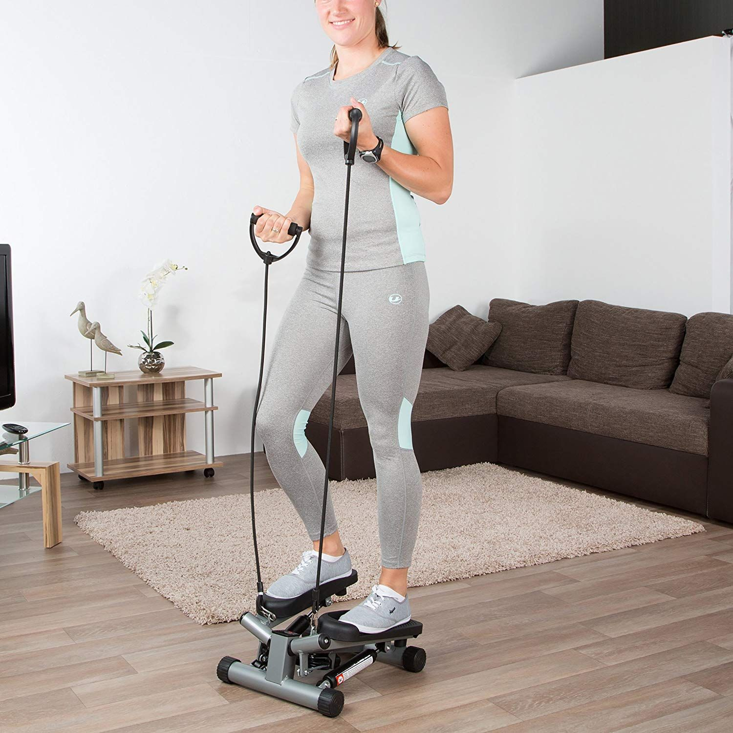 Ultrasport Swing Stepper bandes élastiques/Stepper à