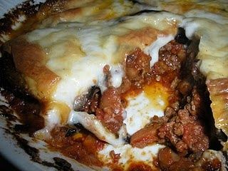 Authentic shawnas food and recipe blog egyptian moussaka food forumfinder Image collections