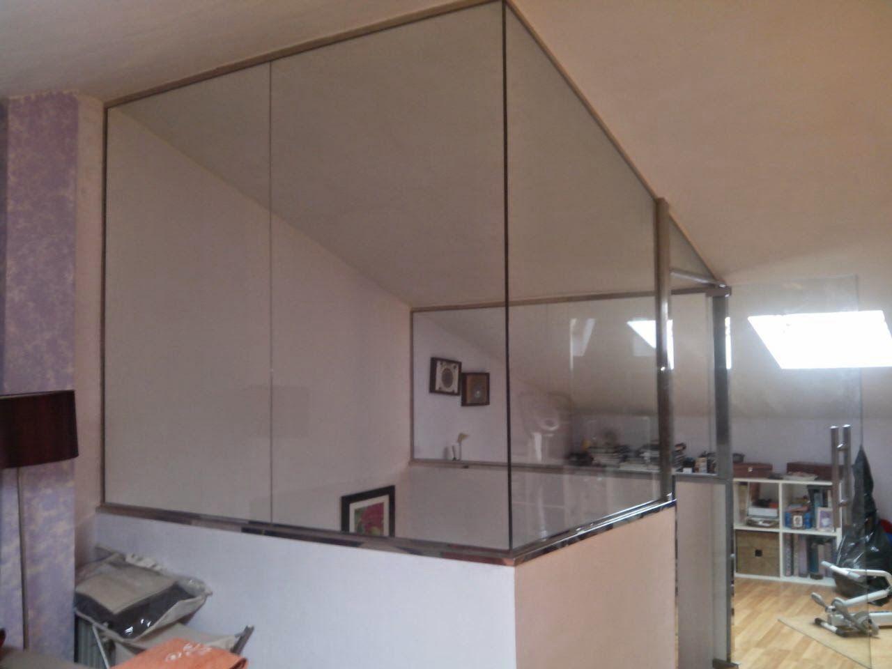 Resultado De Imagen De Cerramiento Buhardilla Cristal Cerramiento Puertas De Vidrio Escaleras Interiores