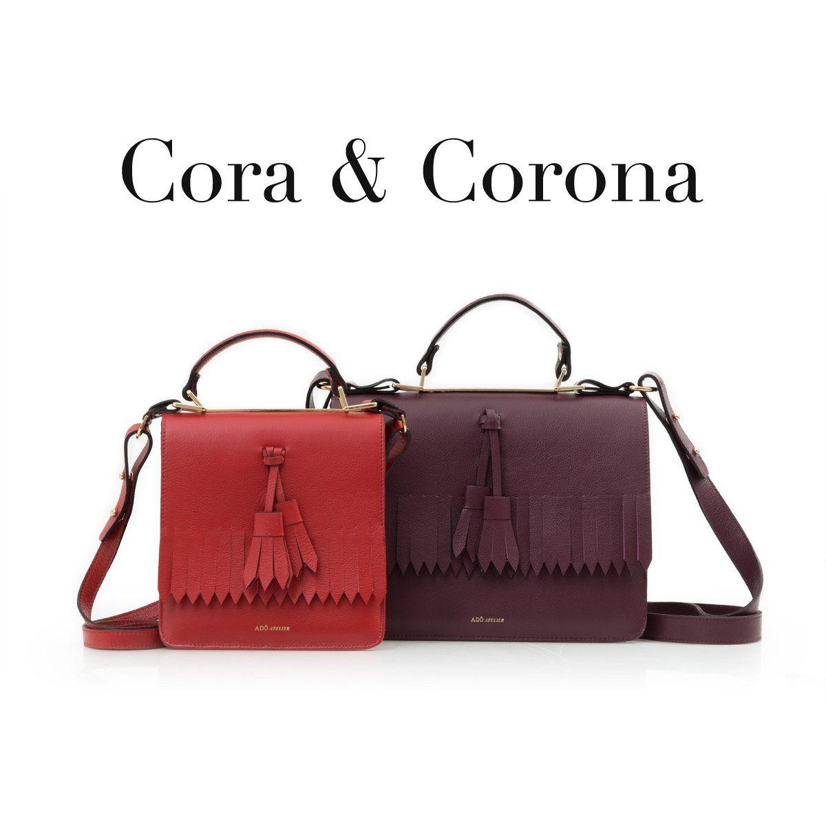 Imagem do produto Bolsa de Couro Corona Preto bfe095b384c
