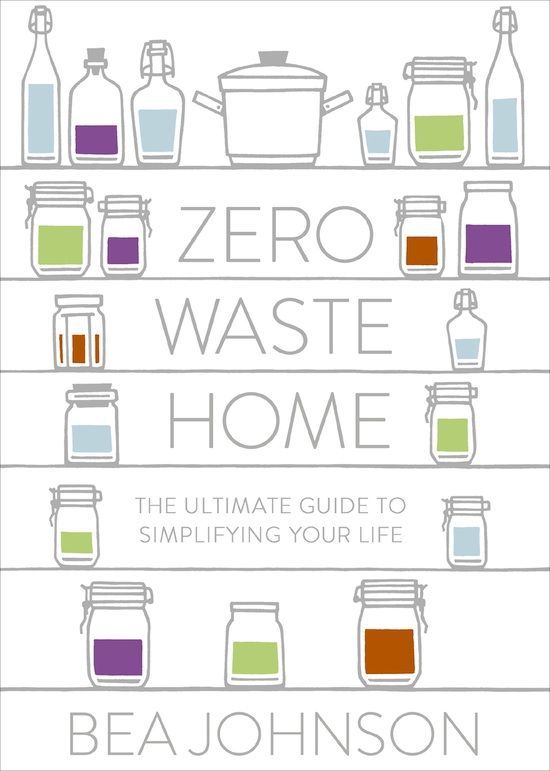 An Interview With Bea Johnson Author Of Zero Waste Home Zero Waste Life Recycling Information