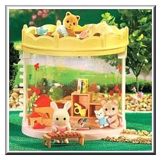 Playroom for Baby Playhouse (CC2119)