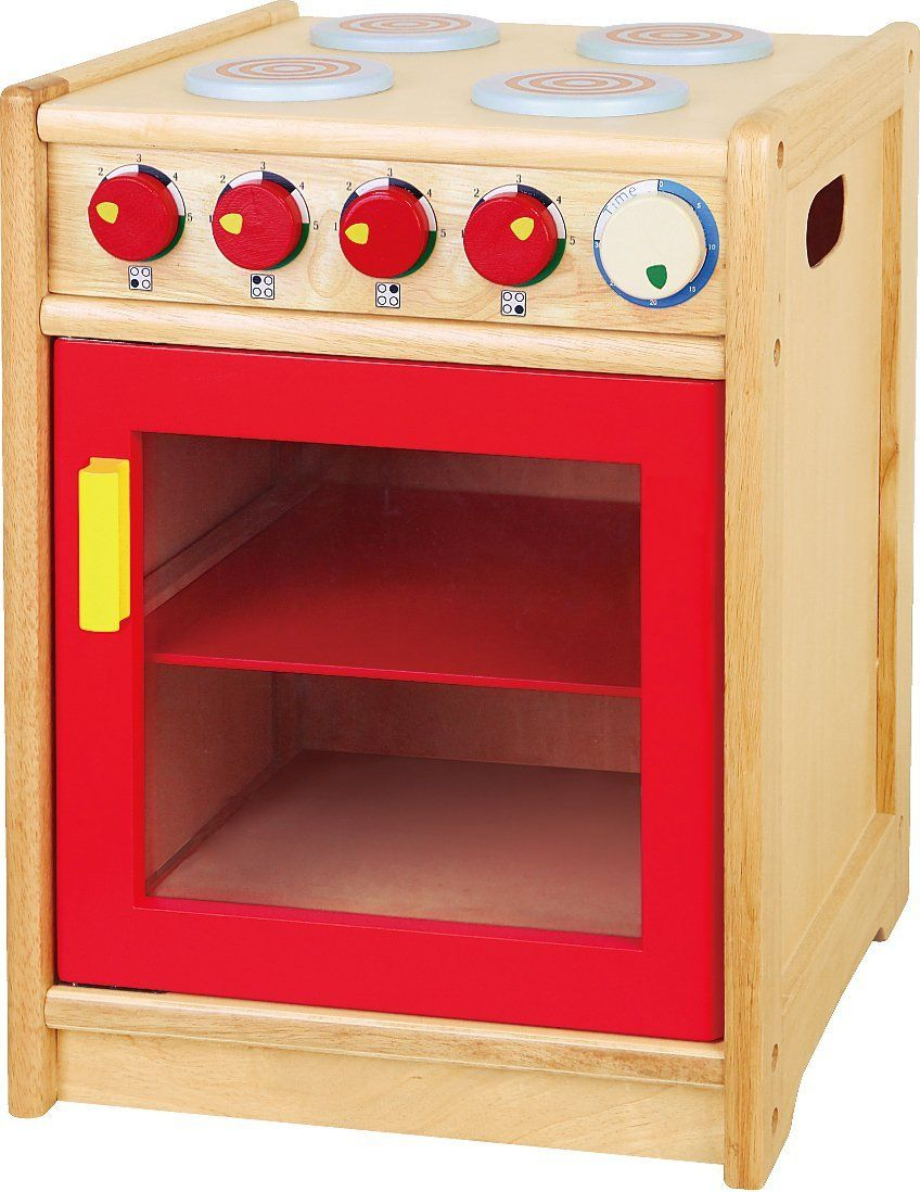 Childrens Wooden Kitchen Furniture Viga Toys Childrens Wooden Kitchen Cooker Stove Oven Unit