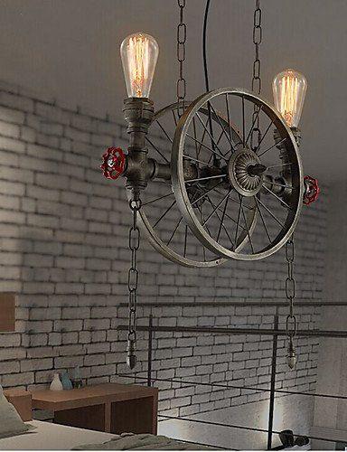 HOSEE  Kronleuchter   Inklusive Glühbirne   Traditionell Klassisch /  Rustikal/ Ländlich / Vintage / Retro / Rustikal  Wohnzimmer / Schlafzimmer  , Warm
