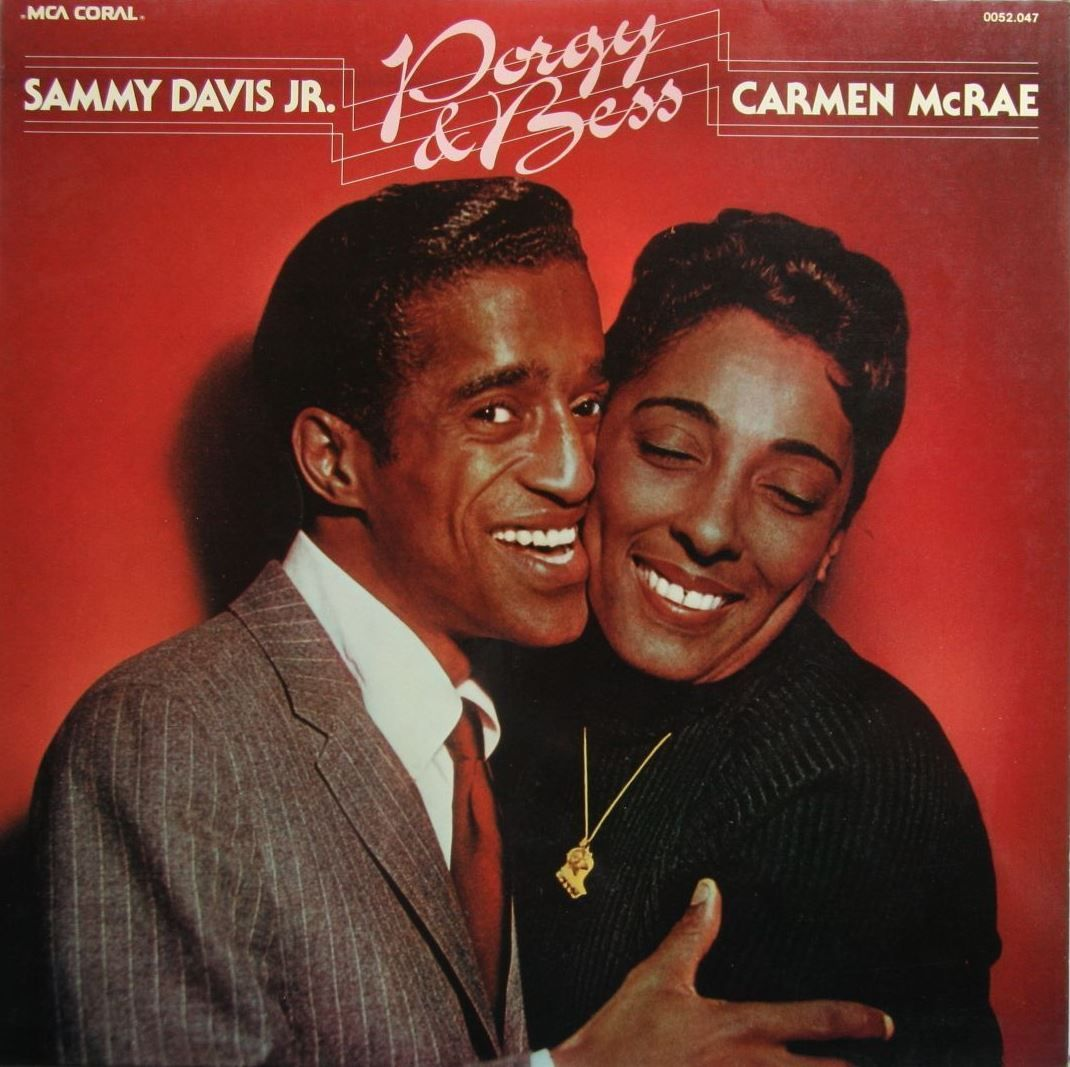 Sammy davis jr carmen mcrae porgy and bess 1959 album covers sammy davis jr carmen mcrae porgy and bess 1959 stopboris
