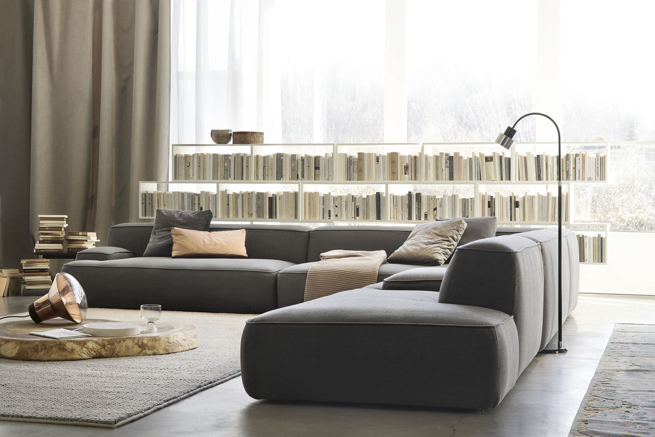 modernes sofa cloud : modular by francesco rota lema home this, Wohnzimmer dekoo