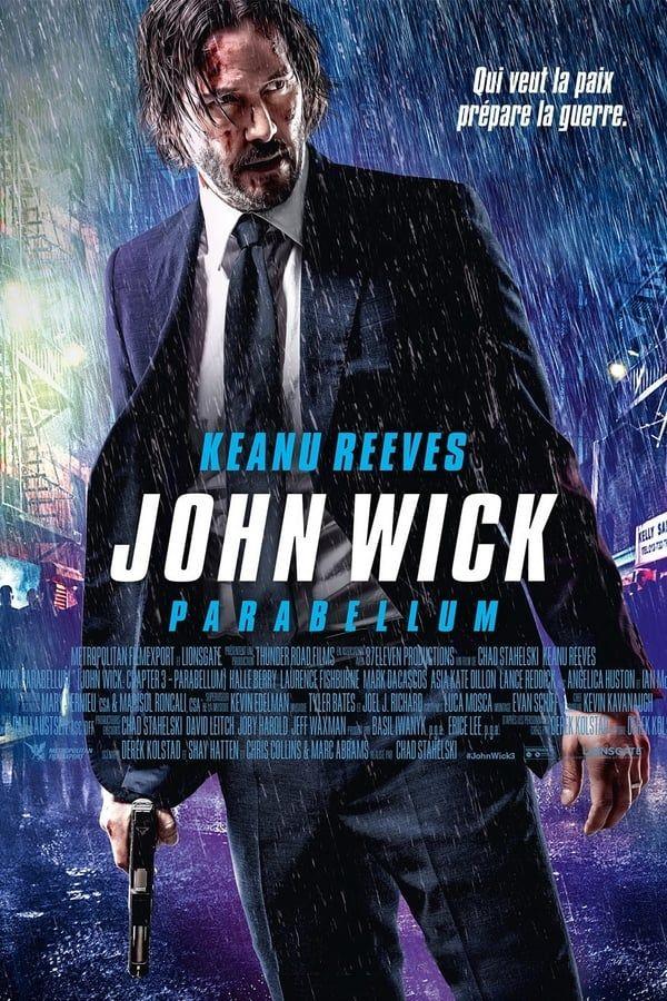 John Wick 1 Film Complet En Francais Streaming : complet, francais, streaming, Parabellum, Streaming, (2019), Wick,, Films, Complets,, Gratuit
