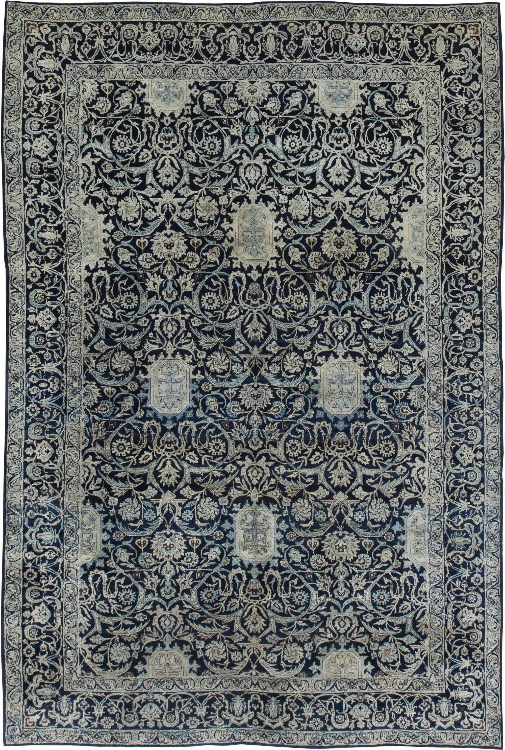 rug living oriental design roo room persian superb with blue rugs rooms pictures modern carpet