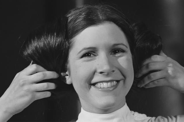 DIY Princess Leia Buns and Three More Leia Hairstyle Tutorials: Got the Hair? Start Styling