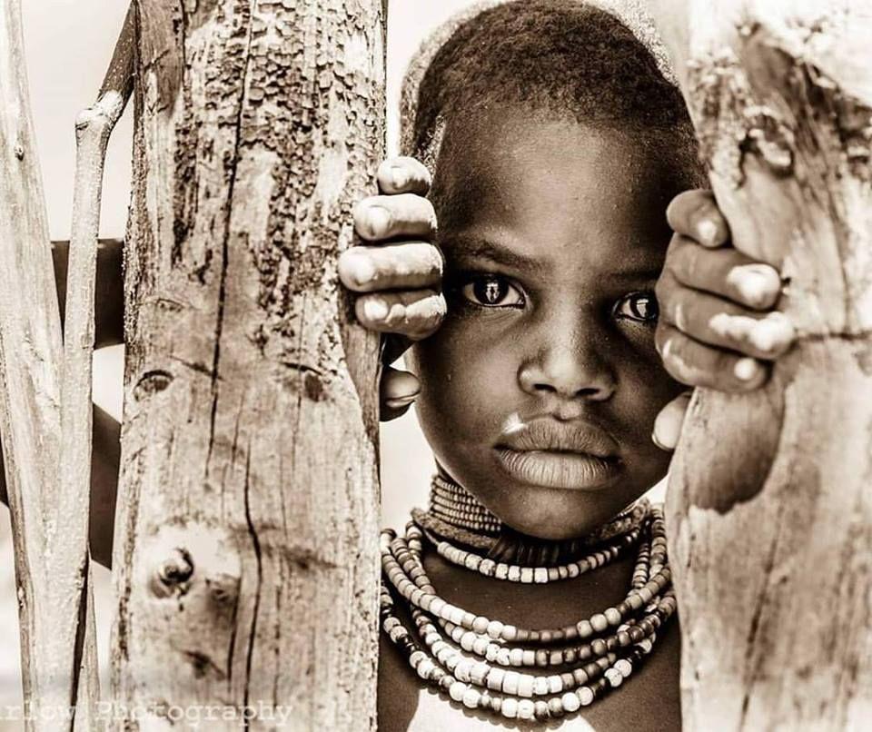 The Eyes of Children around the World Photo by @georgiadarlow