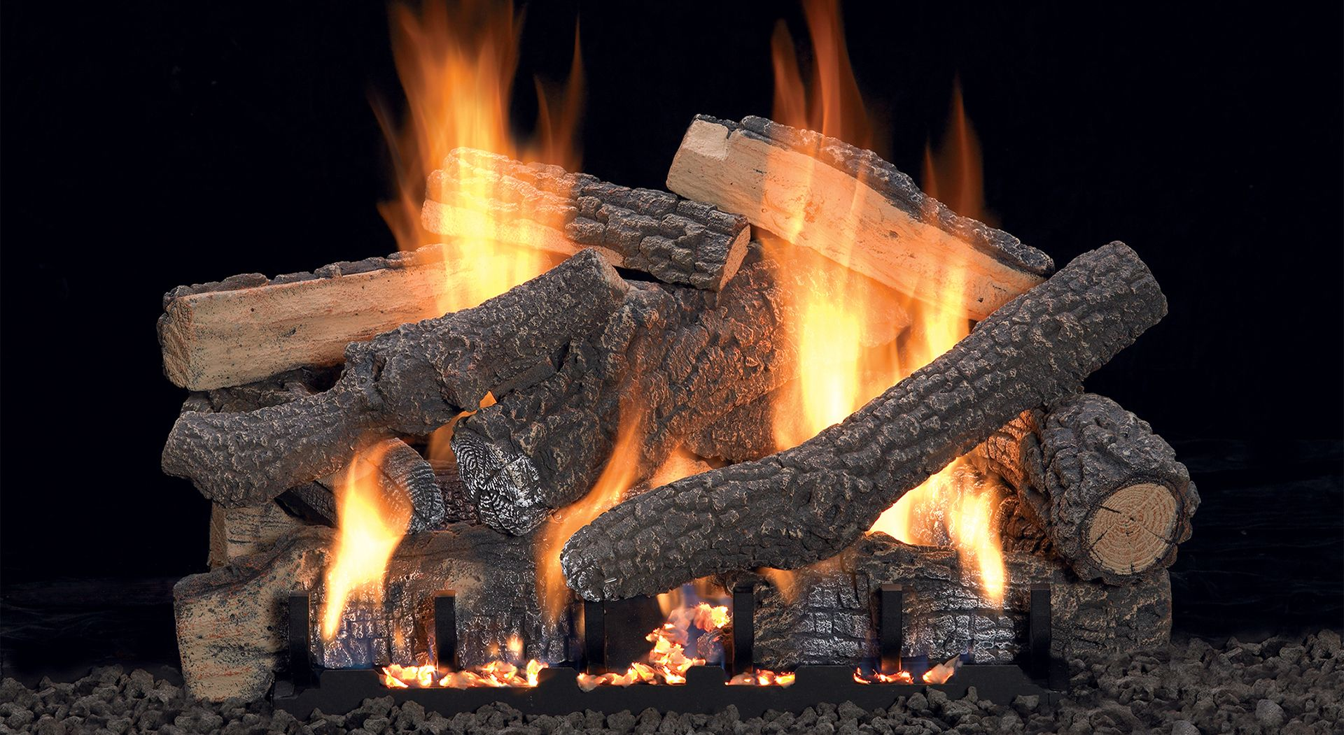 Traditional Log Sets White Mountain Hearth Ventless