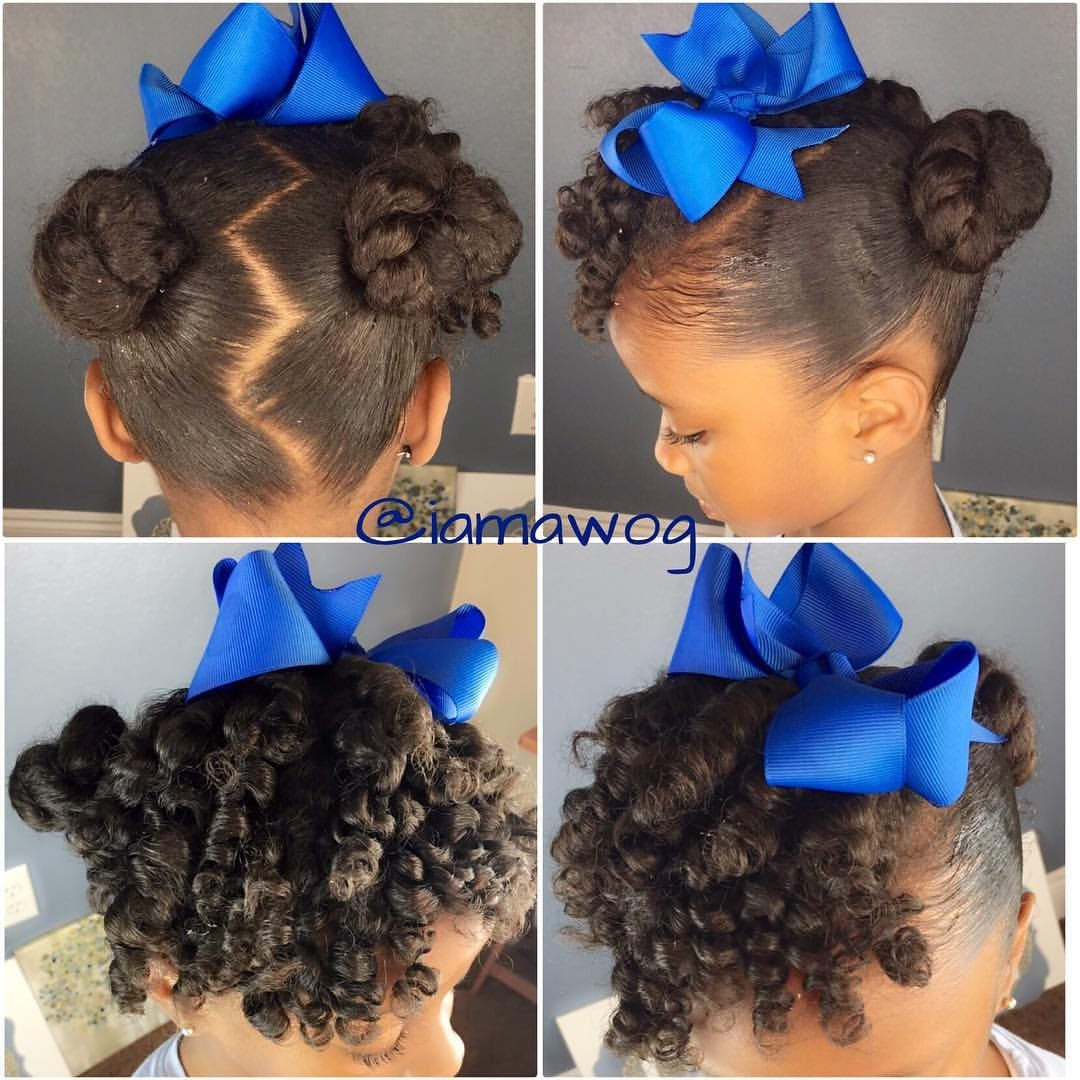 Lil Girl Hairstyles , Natural