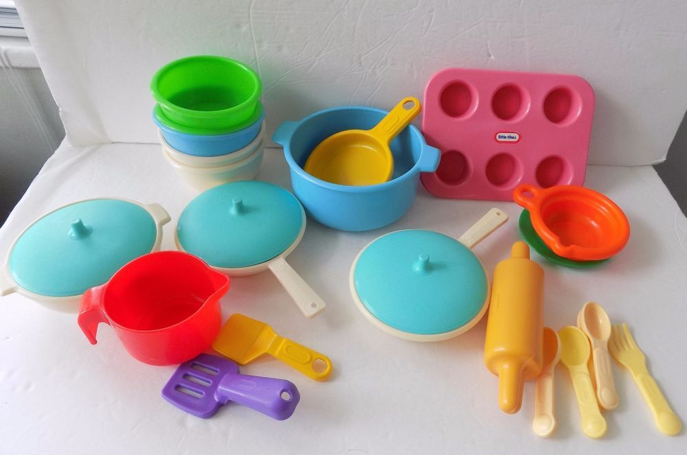 Little Tikes Pots And Pans