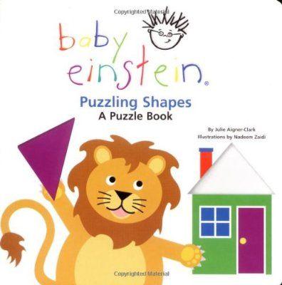 Robot Check Baby Einstein Einstein Puzzle Books
