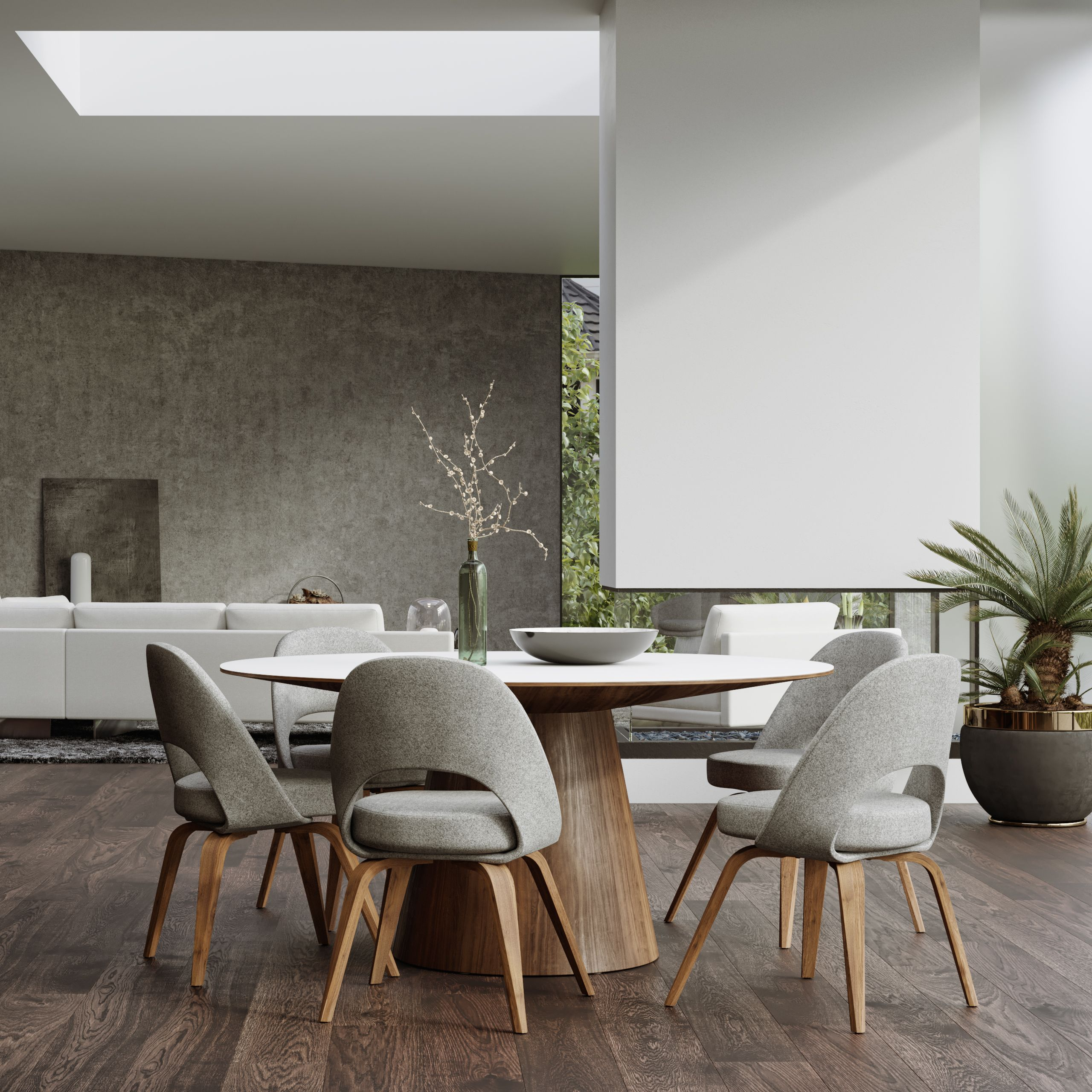 Winston Dining Table 63 Rove Concepts Rove Concepts Mid