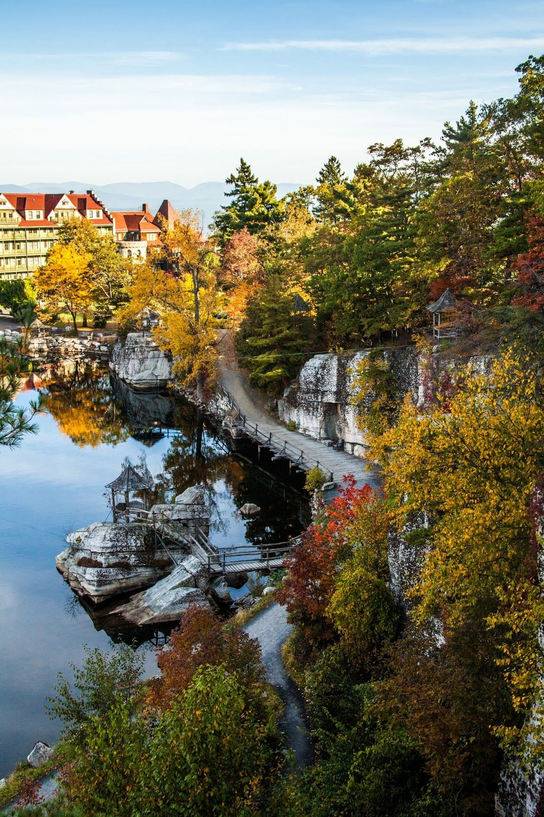 Monhonk Mountain House: Mohonk Mountain House (avec Images)