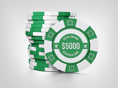 Casino Chips Mock Up Casino Chips Casino Gambling Machines