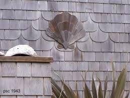 Best Scallop Or Fish Scale Cedar Shingle Designs On Walls 400 x 300