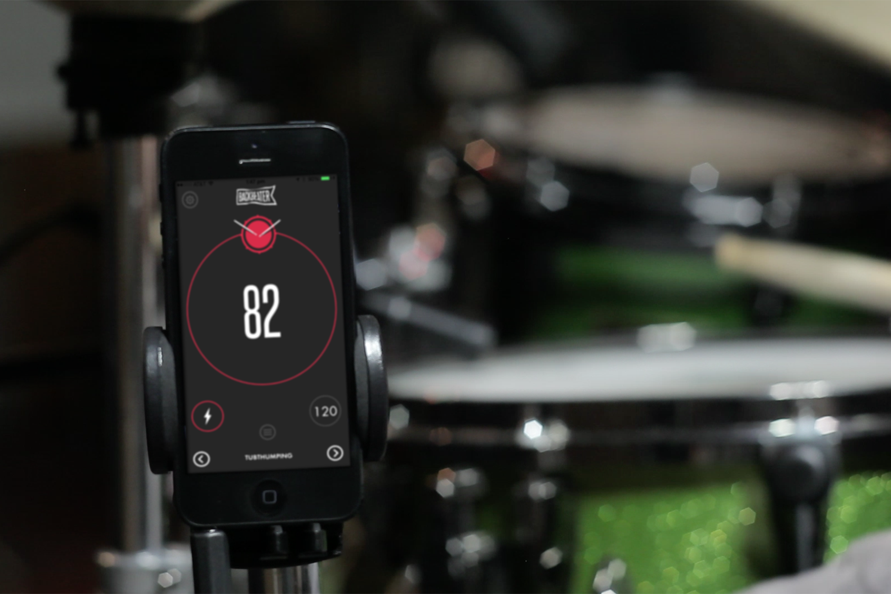 Backbeater The World's Most Advanced Drum Metronome