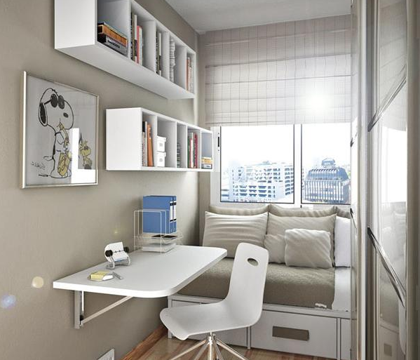 Small House Great Room Design Small Bedroom Desk Tiny Bedroom