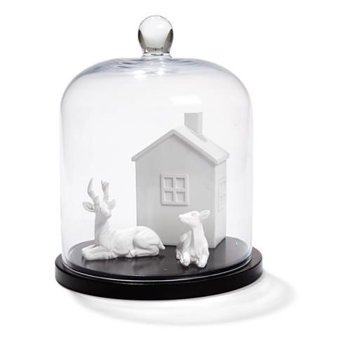 Bell Jar Christmas Ornament Christmas Scene Kmart With Images Christmas Jars The Bell Jar Holiday Decor Christmas