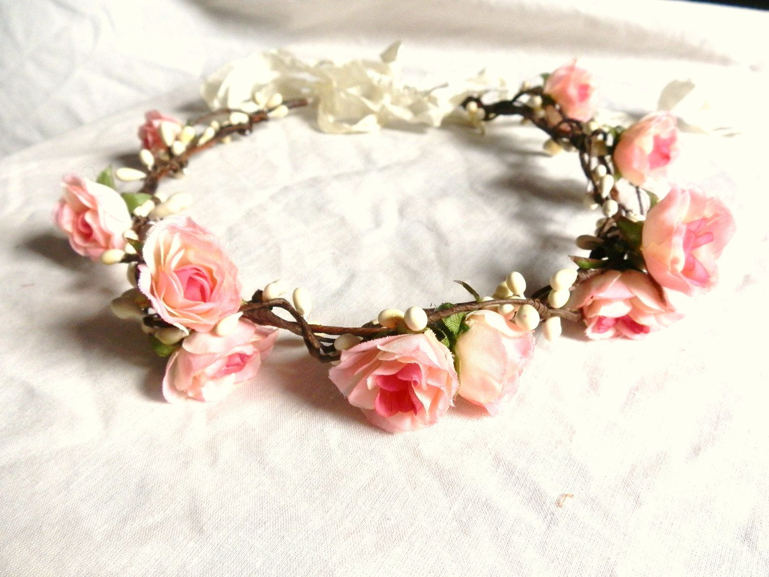 Buy Flower Crown Request A Custom Order And Have Something Made