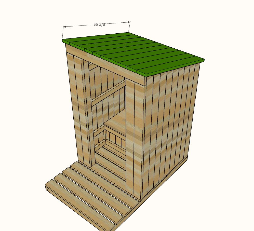 Outhouse Plan For Cabin Building An Outhouse Outhouse Diy Cabin