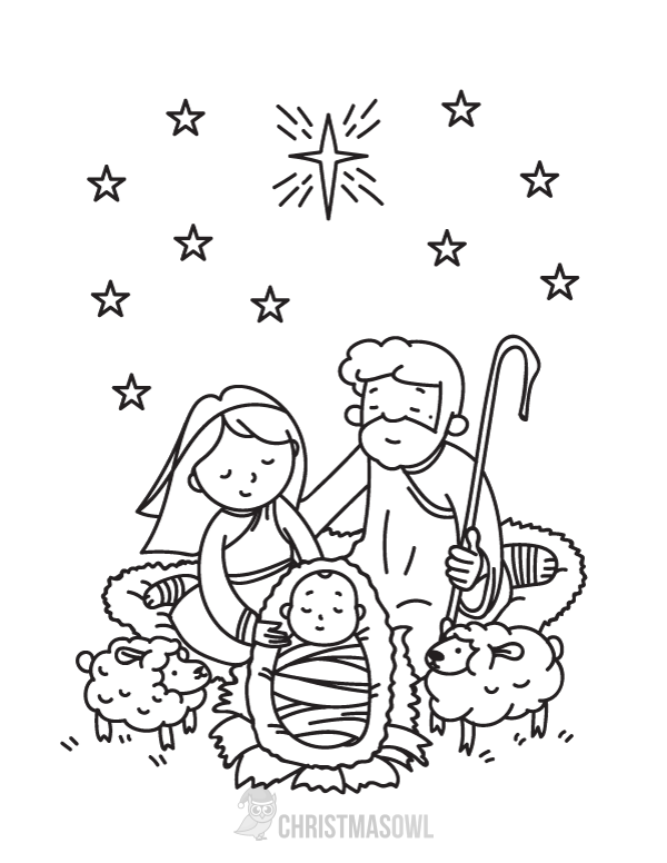 Free Printable Nativity Coloring Page Download It At Https Christmasowl Com Download Coloring Page Nativity Coloring Nativity Coloring Pages Coloring Pages