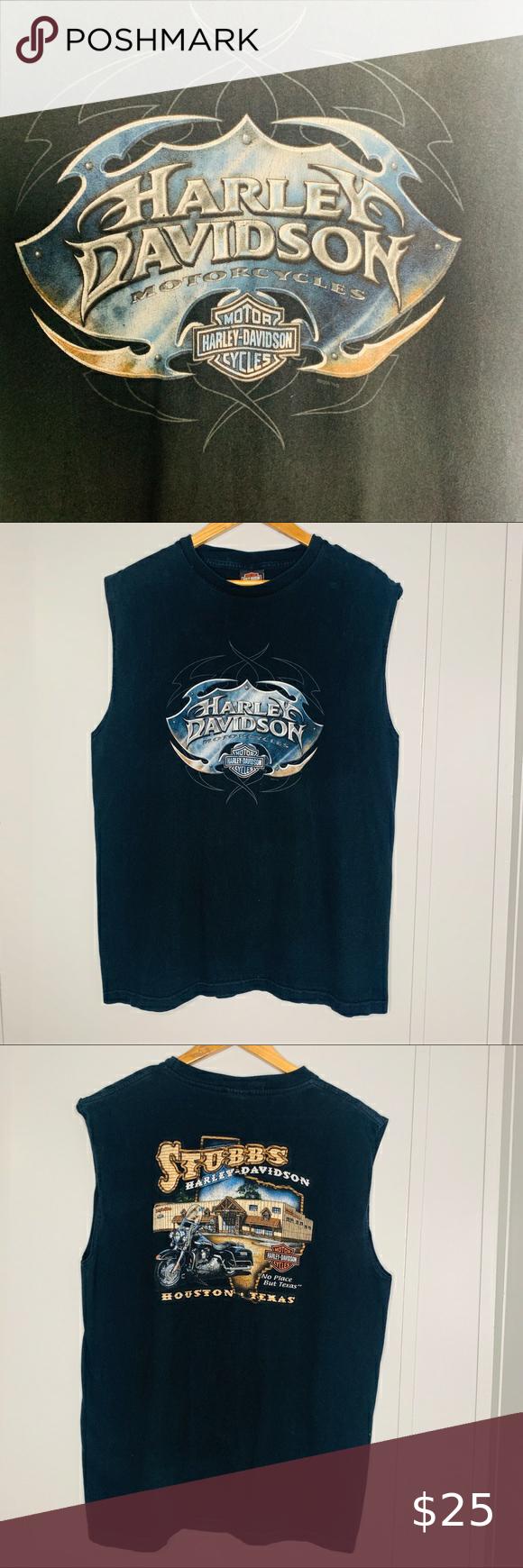 I just added this listing on Poshmark: Harley Davidson Men's Sleeveless Tee XL. #shopmycloset #poshmark #fashion #shopping #style #forsale #Harley-Davidson #Other