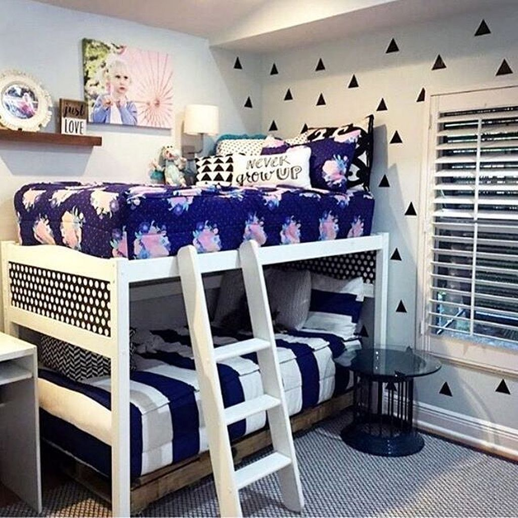 Cute Shared Room: Pin By Hannah Hartford On College Dorm Room