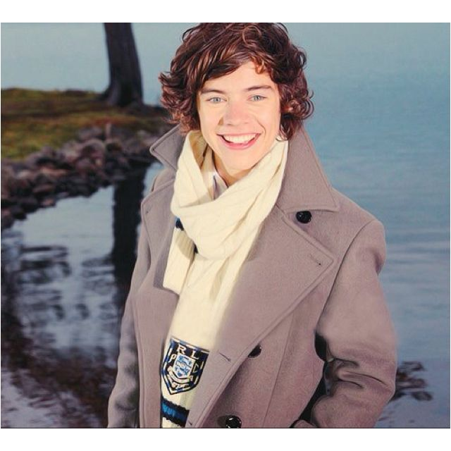 Harry styles on the video for Gotta Be You