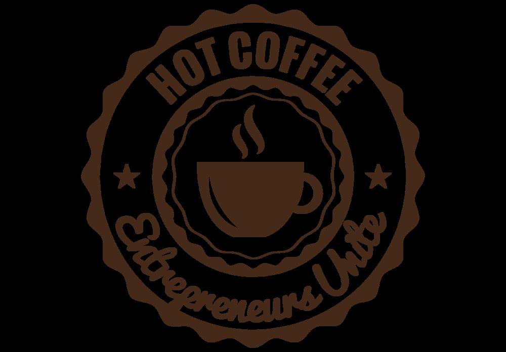 hot coffee logos Coffee logo, Coffee icon, Logo presentation