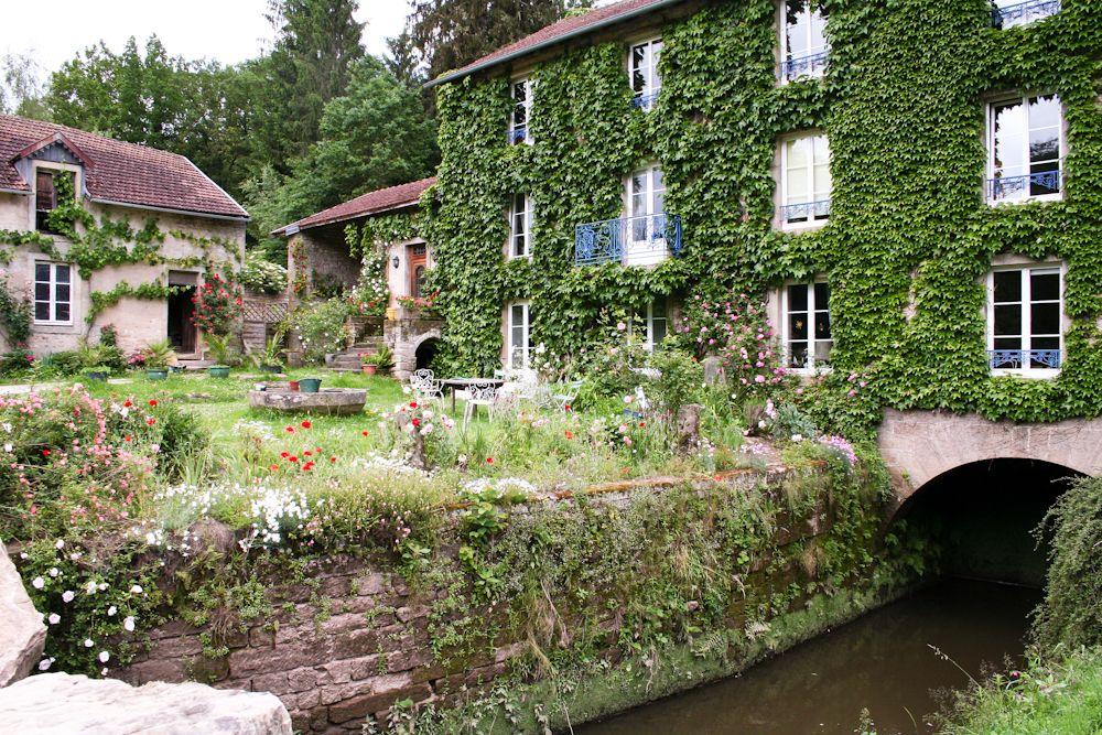 Le Moulin de la Scie, Claudon by ConnyvdHvl