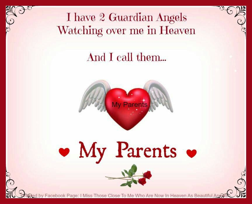 Love And Miss You Mama And Dad Dad In Heaven Remembering Mom I Love You Mom