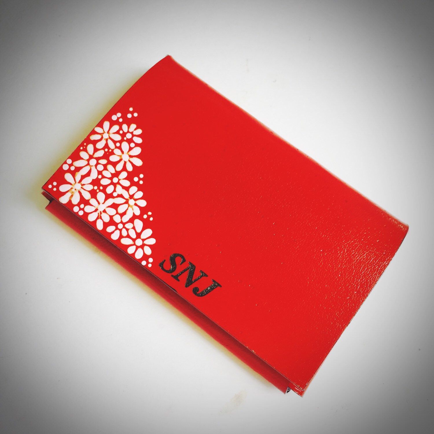 The perfect gift for business women ! Personalised Leather Business ...