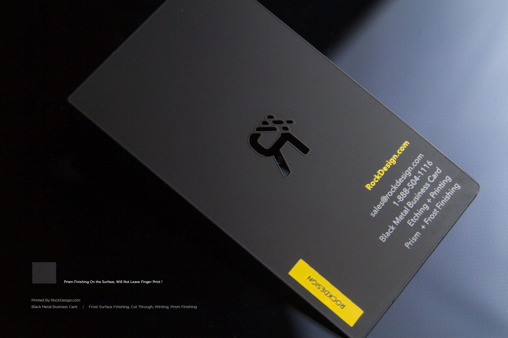 2 sided Spot UV Business Cards | RockDesign Luxury Business Card ...