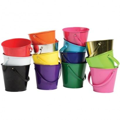 Color Bucket | Party Supply Store | Novelty Toys | Carnival Supplies | USToy.com