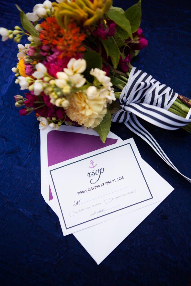 Wedding decoration ideas colors  Nautical uI Dosu Bright  Bold Color  Stripes  Color stripes