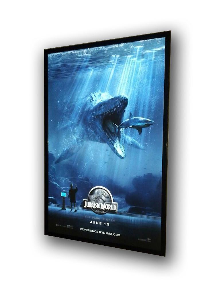 40x60 Aluminum Led Light Box Display Frame 액자 인테리어