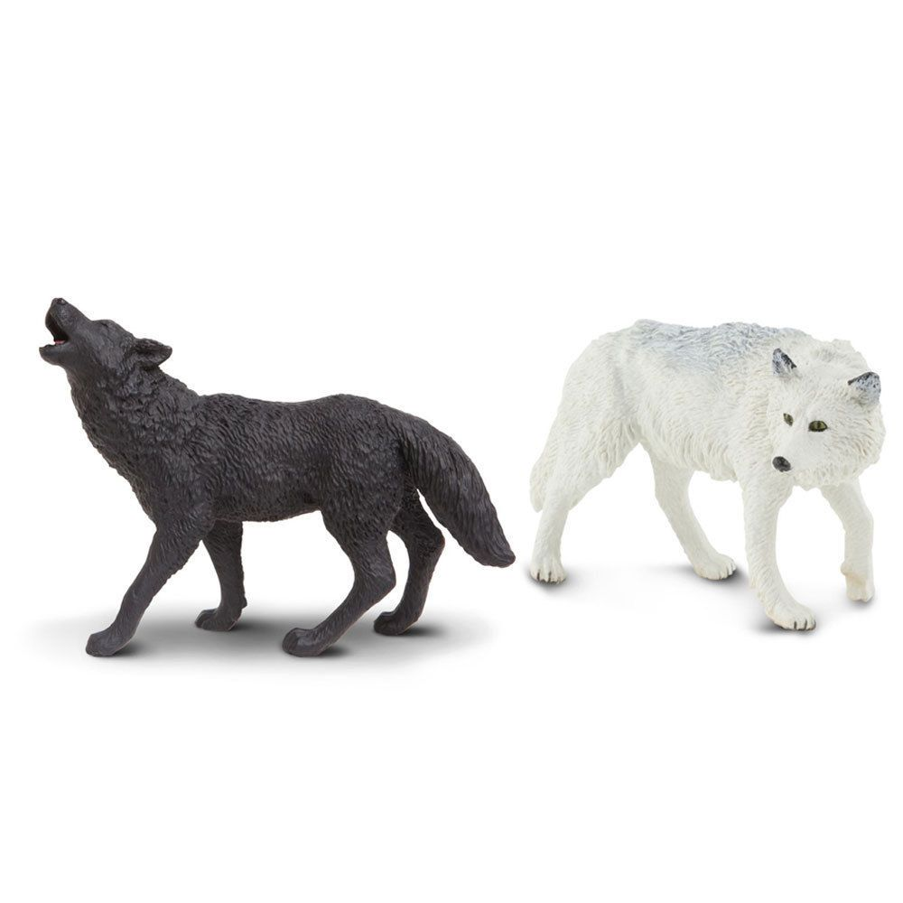 Wolf Family Toy : Safari ltd toy animal figurine wildlife north america set