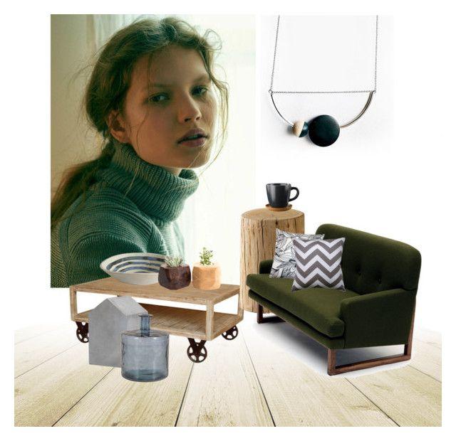 """111"" by kalidenkova on Polyvore featuring interior, interiors, interior design, дом, home decor, interior decorating, artless и Pillow Decor"
