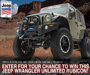 Win A Jeep Wrangler From Falken Tire   Free Sweepstakes, Contests U0026  Giveaways