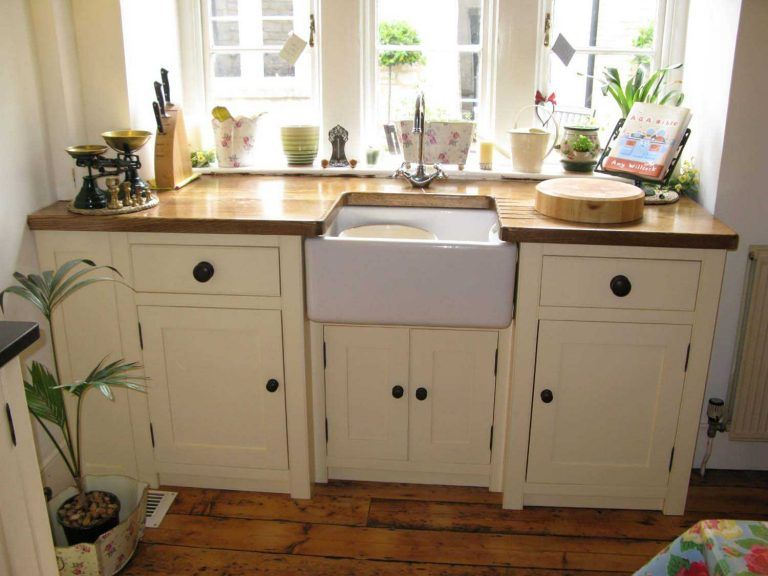 Free Standing Kitchen Cabinets With Countertops Lovely Best