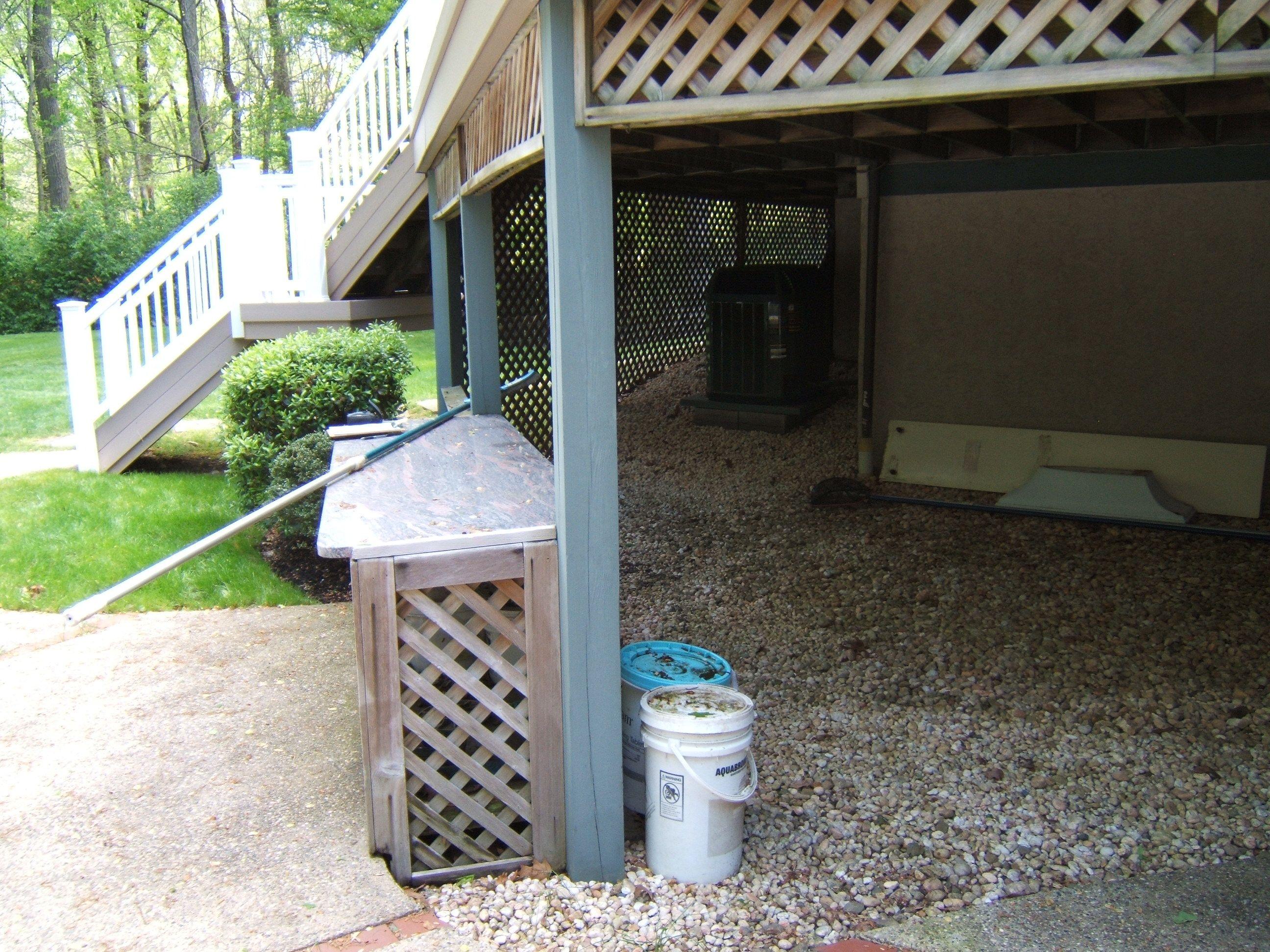 113 best deck and under deck space images on pinterest patio dry under deck storage ideas bing images baanklon Choice Image