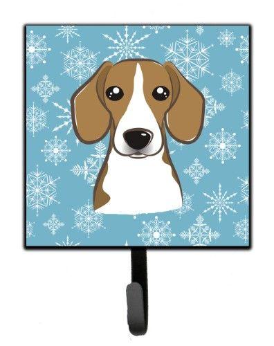 Snowflake Beagle Leash Or Key Holder Bb1673sh4 Beagle Beagle