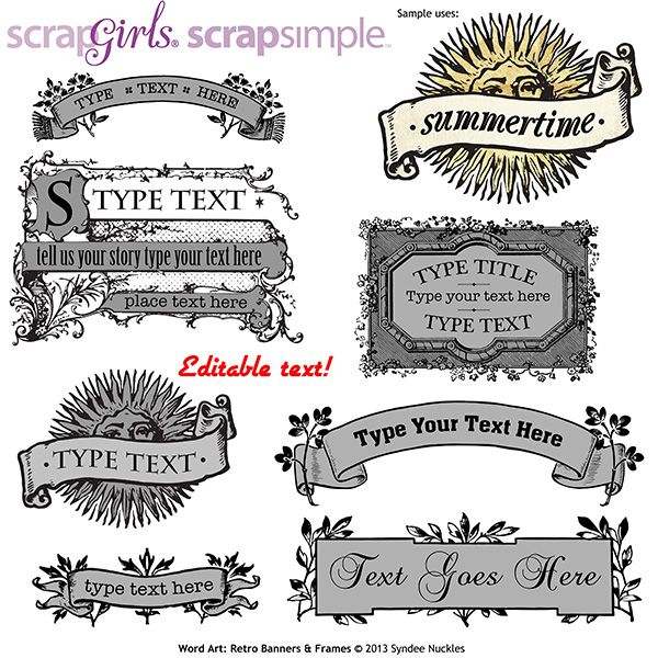 banner templates for word