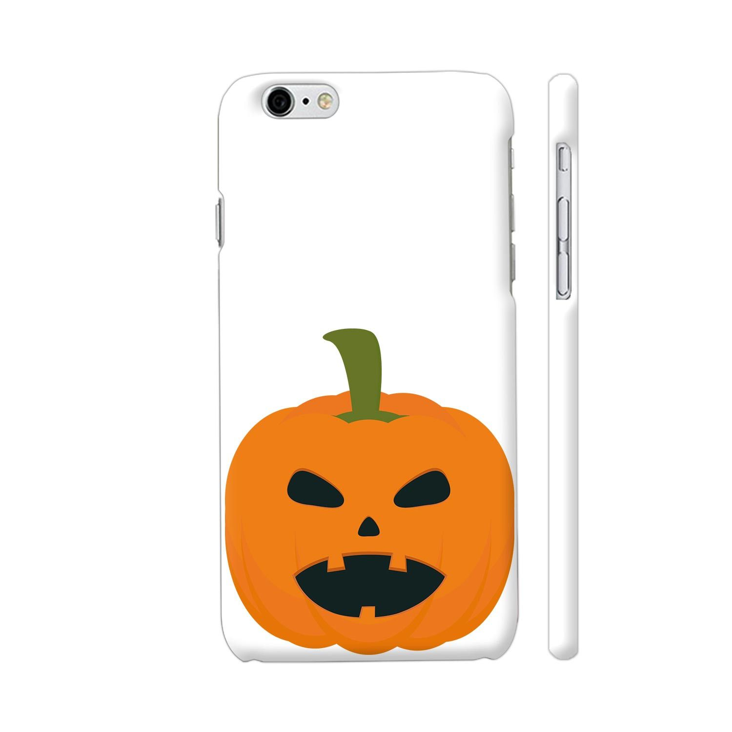 Angry Halloween Pumpkin Oppo F3 Plus Cover