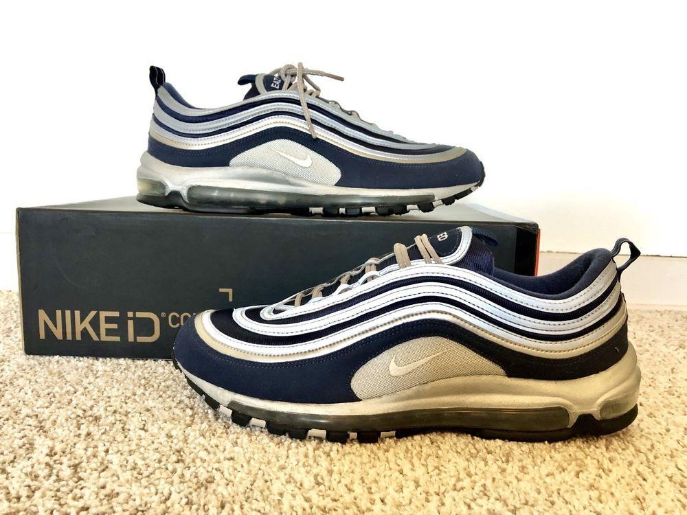 Sneaker Nike Damen Nike Air Max 97 W Schuhe türkis wei