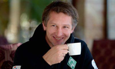 Frank Baumann will mit dem SV Werden Bremen  mittelfristig wieder in den internationalen Wettbewerb.